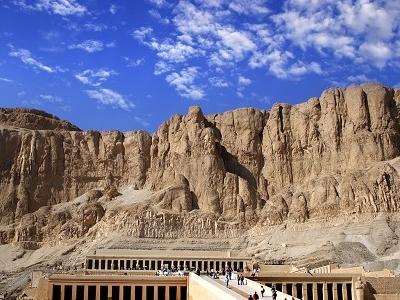 Hatsepsut Temple - Luxor Egypt
