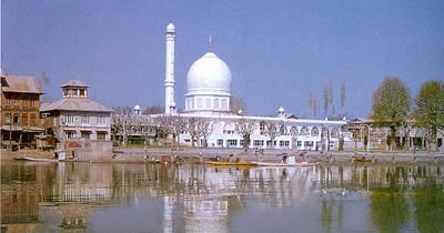 Hazratbal Shrine, Srinagar