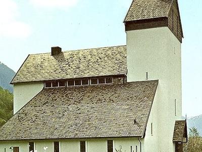 Høyanger Church