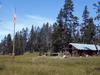 Heart Lake Patrol Cabin - Yellowstone - USA
