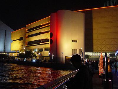 Hk Cultural Center   Night Views