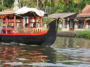 Honeymoon in Kerala Photos