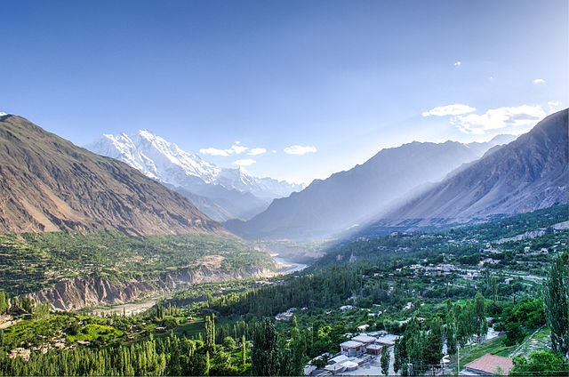 Gilgit, Hunza & Naltar Valleys Tour Photos