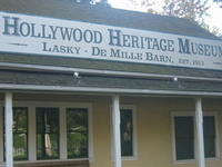 Hollywood Heritage Museum