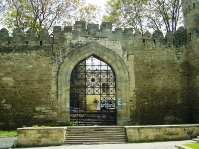 One Of The Gates To The Old City
