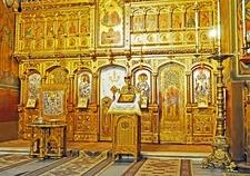 Iconostasis Of The Great Church - Sinaia