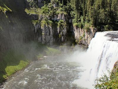 Idaho - Upper Mesa Falls