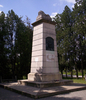 II Lajos Monument Mohacs