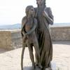 Statue Of Jelena Zrinska