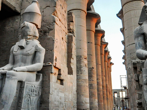 Luxor Over Day by a Private Vehicle from Hurghada Fotos