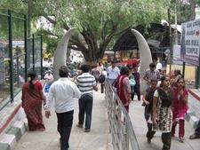 Bull Temple Entrance - Bangalore - India