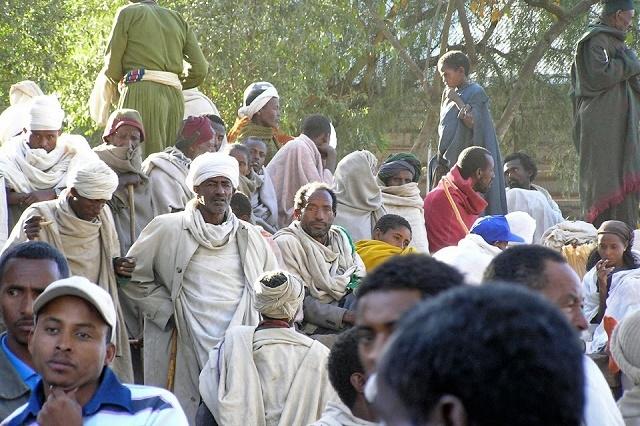 Rock Hewn Churches And Ertale - Ethiopia Tour Photos