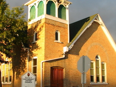IMG  Cartwrights United Church