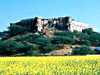 The Hill Fort Kesroli