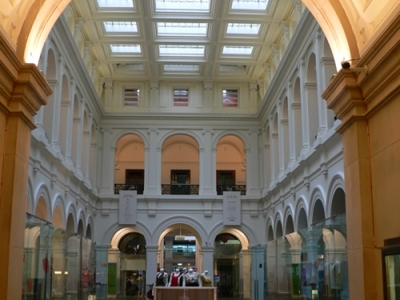 Inside Melbourne's GPO