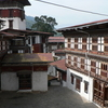 Inside Trongsa Dzong
