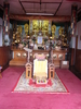 Inside View Of Buddhist Temple