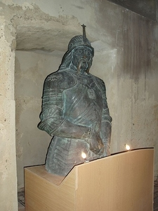 In The Great Hall Of Corvin Castle - Hunedoara