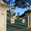 Iolani Palace - Gate