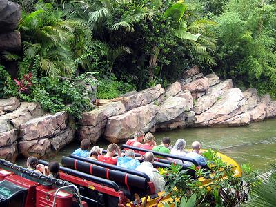 Islands Of Adventure - Cruise Ride