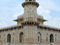 Itmad-ud-Daula's Tomb