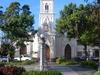 Church And Plaza \\\'Del Llano\\\'