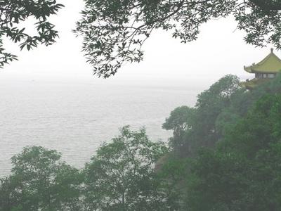 Lake Scene At Wuxi