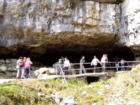 Ingleborough Cave
