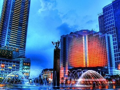 Jakarta Night View - Java
