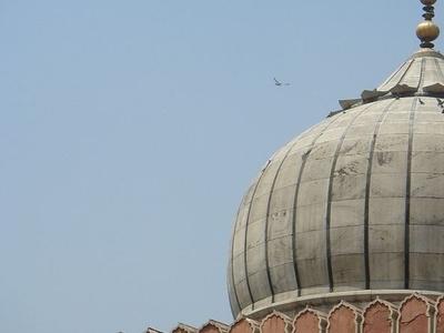 Jama Masjid Central Dome