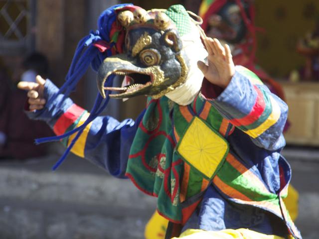 Jambay Lakhang Festival Photos