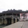 Puente japonés cubierto