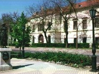 Jazygo-Cumanian district hall