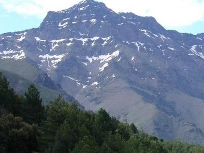 Alcazaba Mountain