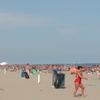 Beach At Jesolo
