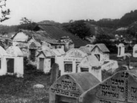 Jewish Cemeteries of Vilnius