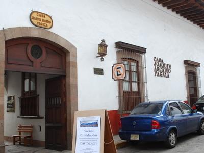 House Of Joaquin Arcadio Pagaza