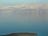 Jordan Valley & O Mar Morto
