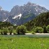 Julian Alps & Jasna Lake