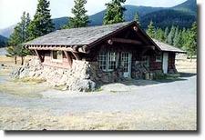 Junior Ranger - MadisonInformation Station - Yellowstone - Wyom