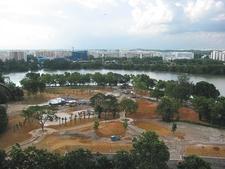 Northernmost Part Of Jurong Lake