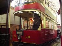 James Hall Museo del Transporte