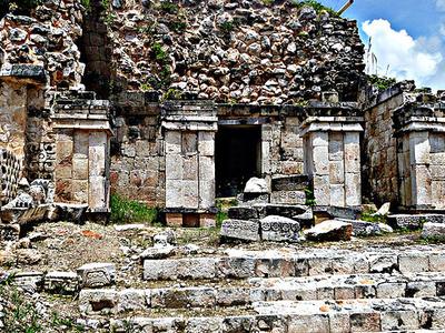 Kabah Palace Ruins - Yucatán - Mexico
