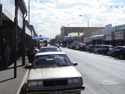 Shops In Graves Street