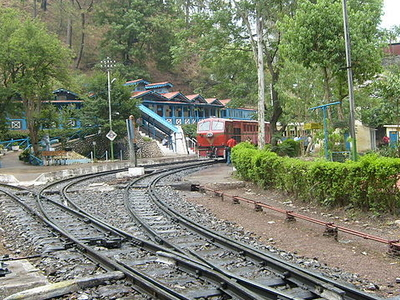 Kalka Shimla Railway Barog