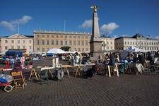 Kauppatori Market Square - Turku Finland