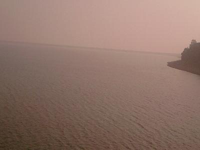 Khindsi Lake From Bridgeside