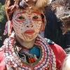 Kikuyu Woman In Kenya