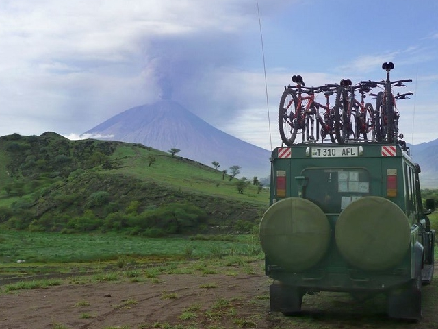 Tanzania West Kilimanjaro Cycling Tour Photos