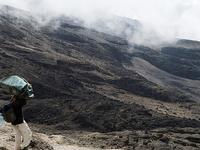 Kilimanjaro Mweka Descent Route